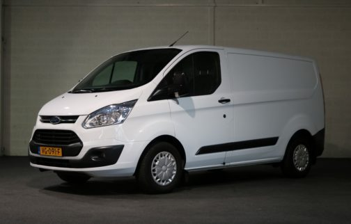 Ford Transit Custom 2.2 TDCI L1 H1 Trend Airco Trekhaak Inrichting