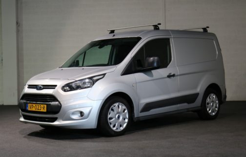 Ford Transit Connect 1.6 TDCI Trend Navigatie Airco Camera BPM Vrij