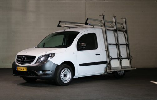 Mercedes-Benz Citan 108 CDI Glasresteel
