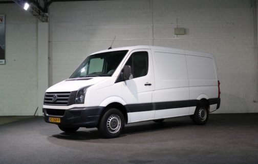 Volkswagen Crafter 2.0 TDI L2 H1 Airco