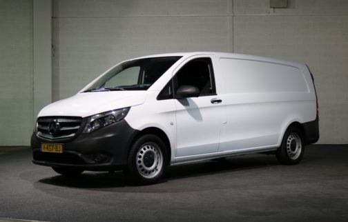 Mercedes-Benz Vito 114 CDI XL Airco Navigatie Camera Inrichting