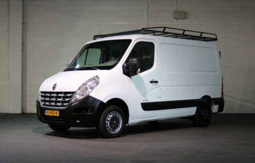 Renault Master 2.3 dCi L1 H1 Airco Imperiaal Trekhaak