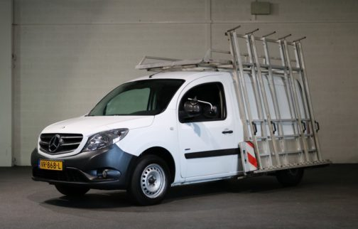 Mercedes-Benz Citan 109 CDI XL Airco Glasresteel