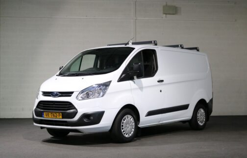 Ford Transit Custom 2.2 TDCI L1 H1 Trend Airco Inrichting Trekhaak