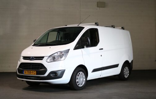 Ford Transit Custom 2.0 TDCI L1 H1 Trend Airco Navigatie Camera Betimmering