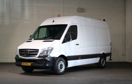 Mercedes-Benz Sprinter 316 CDI L2 H2 Airco Camera Inrichting 2.800kg Trekhaak