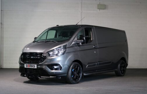 Ford Transit Custom 2.0 TDci L2 H1 130pk Black (Derks) Edition