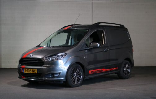 Ford Transit Courier 1.5 TDCI Sport Airco Navigatie Camera