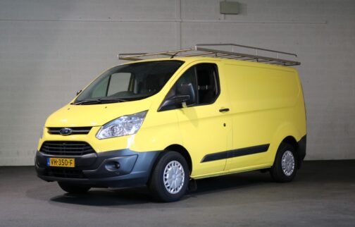 Ford Transit Custom 2.2 TDCI L1 H1 Trend Airco Trekhaak Imperiaal Inrichting