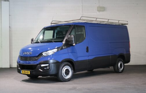 Iveco Daily 35S14 L2 H1 Automaat Airco Trekhaak Imperiaal 3.5T Trekhaak