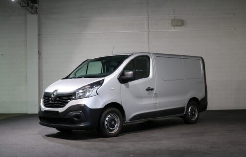 Renault Trafic 1.6 dCi L1 H1 Airco Navigatie Marge
