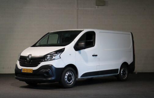 Renault Trafic 1.6 dCi L1 H1 Airco Inrichting Trekhaak